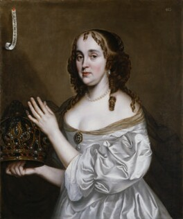 Jane (née Lane), Lady Fisher, by Unknown artist, circa 1660 - NPG  - © National Portrait Gallery, London