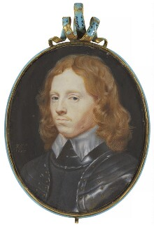 George Fleetwood, by Samuel Cooper, 1647 - NPG 1925 - © National Portrait Gallery, London
