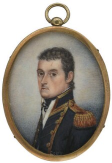 Matthew Flinders, by Helena G. de Courcy Jones, after  Unknown artist - NPG 1844
