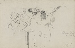 (Edward) Onslow Ford, by Sydney Prior Hall - NPG 2384