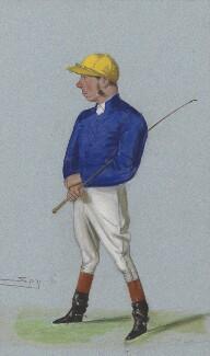 George Fordham, by Sir Leslie Ward, published in Vanity Fair 2 September 1882 - NPG 2629 - © National Portrait Gallery, London
