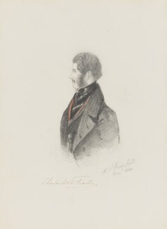Charles Robert Weld Forester, by Alfred, Count D'Orsay - NPG 4026(25)
