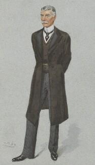 Sir Frederick Forestier-Walker, by Sir Leslie Ward - NPG 4716