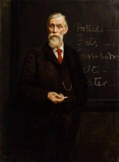 Sir Michael Foster, by John Collier - NPG 1869