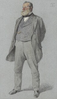 Sir Robert Fowler, 1st Bt, by Théobald Chartran ('T') - NPG 2571