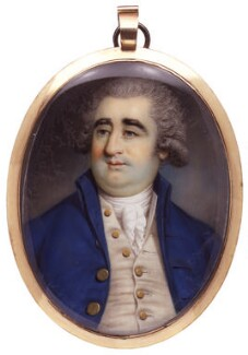 Charles James Fox, by Thomas Day - NPG 6292