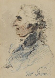 Charles James Fox, by Unknown artist - NPG 1310a