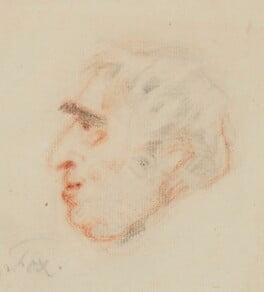 Charles James Fox, by Unknown artist, circa 1795-1800 - NPG 1310b - © National Portrait Gallery, London