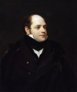 Sir John Franklin, replica by Thomas Phillips, 1828 - NPG 903 - © National Portrait Gallery, London
