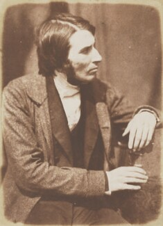 Alexander Campbell Fraser, by David Octavius Hill, and  Robert Adamson - NPG P6(51)