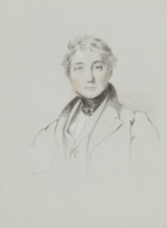 James Fraser, by William Brockedon - NPG 2515(48)