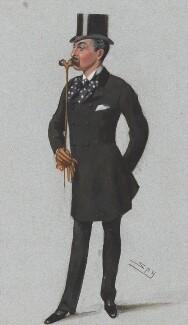 James Keith Fraser, by Sir Leslie Ward - NPG 2572