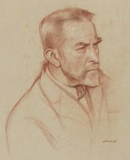 Sir James George Frazer, by William Rothenstein - NPG 6691