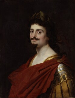 Frederick V, King of Bohemia and Elector Palatine, by Gerrit van Honthorst - NPG 1973