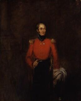 John William Fremantle, by William Salter - NPG 3715
