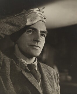 Christopher Fry, by Angus McBean - NPG P67