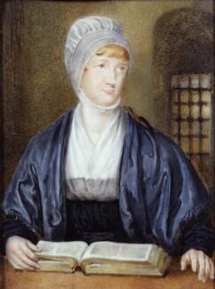 Elizabeth Fry, by Samuel Drummond - NPG 118