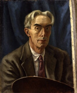 Roger Fry, by Roger Fry, 1930-1934 - NPG 3833 - © National Portrait Gallery, London