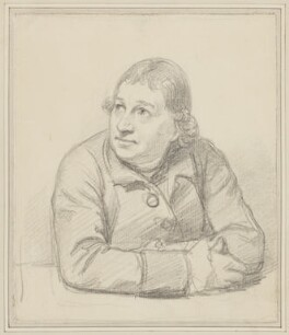 David Garrick, by Nathaniel Dance (later Sir Nathaniel Holland, Bt) - NPG 3639