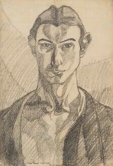 Henri Gaudier-Brzeska, by Henri Gaudier-Brzeska, 1912 - NPG 4814 - © National Portrait Gallery, London