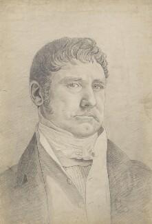 Sir William Gell, by Cornelius Varley, 1816 - NPG 5086 - © National Portrait Gallery, London