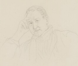 Sir William Gell, by Thomas Uwins - NPG 1491