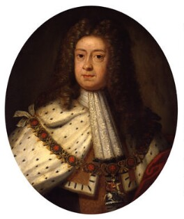 King George I, after Sir Godfrey Kneller, Bt, based on a work of circa 1714 - NPG 488 - © National Portrait Gallery, London