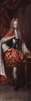 King George II, after Sir Godfrey Kneller, Bt - NPG 205