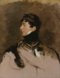 King George IV, by Sir Thomas Lawrence - NPG 123