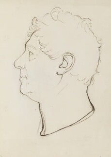 King George IV, by Sir Francis Leggatt Chantrey - NPG 316a(53)
