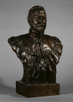 King George V, by Felix Weiss - NPG 2796