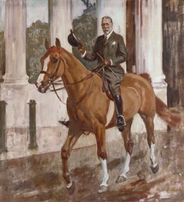 King George V, by Frederic Whiting, exhibited 1936 - NPG 5094 - © reserved; collection National Portrait Gallery, London