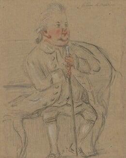 Edward Gibbon, by Unknown artist, circa 1785-1790 - NPG 4854 - © National Portrait Gallery, London
