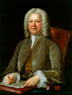 James Gibbs, by John Michael Williams, circa 1752 - NPG 504 - © National Portrait Gallery, London