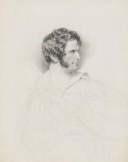 John Gibson, by John Partridge - NPG 3944(32)