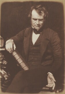 John Gibson, by David Octavius Hill, and  Robert Adamson - NPG P6(42)