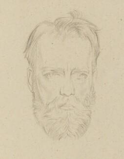 Eric Gill, by William Rothenstein - NPG 4647