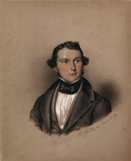 William Ewart Gladstone, by Heinrich Müller, 1839 - NPG 4034 - © National Portrait Gallery, London
