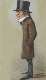 William Ewart Gladstone, by Carlo Pellegrini, published in Vanity Fair 6 February 1869 - NPG 1978 - © National Portrait Gallery, London
