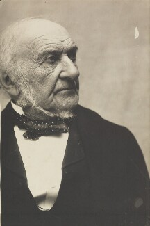 William Ewart Gladstone, by Eveleen Myers (née Tennant) - NPG P54