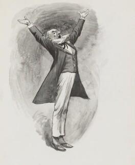 William Ewart Gladstone, by Harry Furniss - NPG 3374