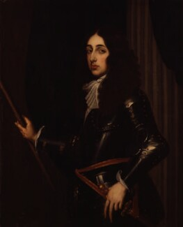 Henry, Duke of Gloucester, after Johann Boeckhorst - NPG 1932