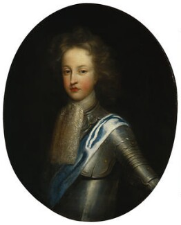 William, Duke of Gloucester, attributed to William Wolfgang Claret - NPG 5228