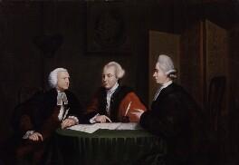 John Glynn, John Wilkes and John Horne Tooke, after Richard Houston, based on a work of after 1769 - NPG 1944 - © National Portrait Gallery, London