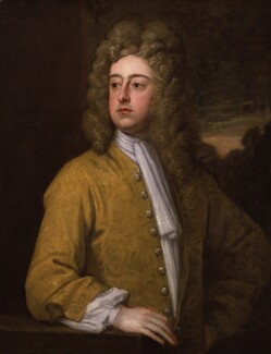Francis Godolphin, 2nd Earl of Godolphin, by Sir Godfrey Kneller, Bt, circa 1712-1714 - NPG  - © National Portrait Gallery, London