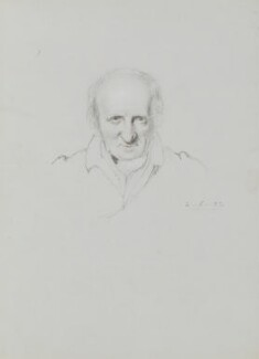 William Godwin, by William Brockedon - NPG 2515(29)