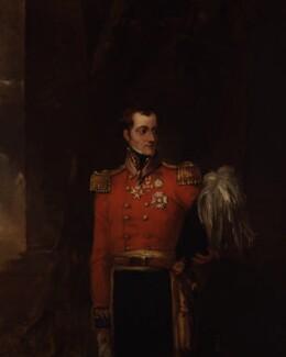Sir William Maynard Gomm, by William Salter - NPG 3717