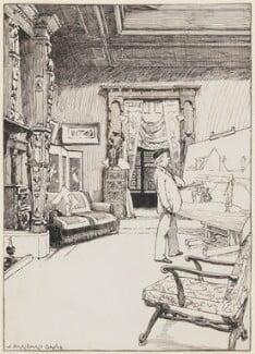 Frederick Goodall, by Joseph Barnard Davis - NPG 3257