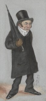 Charles Old Goodford, by Sir Leslie Ward - NPG 2716