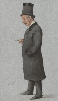 Charles George Gordon, by Carlo Pellegrini - NPG 2575